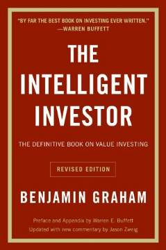cover image for Intelligent Investor by Ben Graham